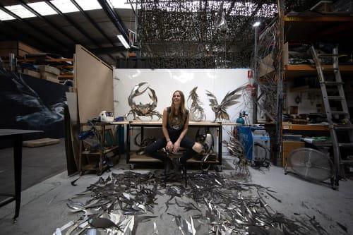 Georgie Seccull - Sculptures and Public Sculptures