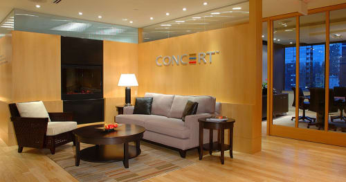 Interior Design by BBA Design Consultants Inc. seen at Concert Properties, Vancouver - Interior Design