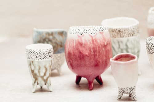 Vases & Vessels by Birkelund Boutique seen at Almind, Almind - Porcelain Vase