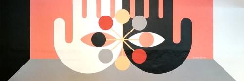 Steven Burke - Murals and Art