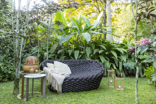 Couches & Sofas by Guto Indio da Costa seen at Private Residence, Rio de Janeiro - Concha