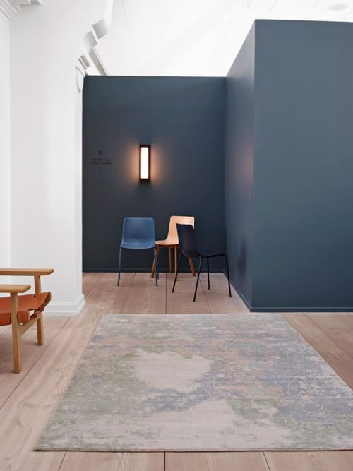 Rugs by Massimo Copenhagen seen at Fritz Hansen Store New York, New York - Space Surface
