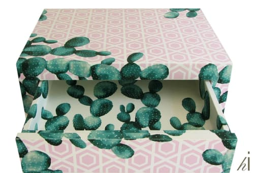 Tables by Habitat Improver - Furniture Restyle and Applied Arts seen at Creator's Studio, Lisbon - Cactus Capture