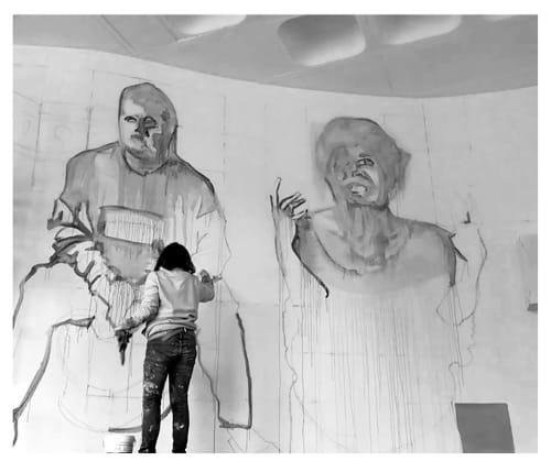 Murals by PAULA CALAVERA - PAULA CALAVERA