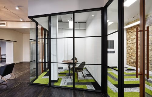 Interior Design by Strutt Studios seen at Gen 5 Group, Sydney - Gen 5 Group Project