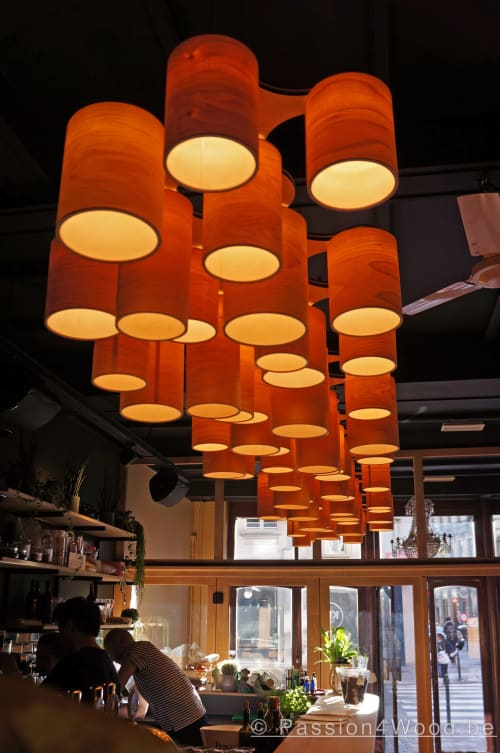 Carillon | Pendants by Passion 4 Wood | KFK Hope in Bruxelles