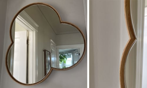 Furniture by PATH seen at Private Residence, San Francisco - CLOVE Mirror