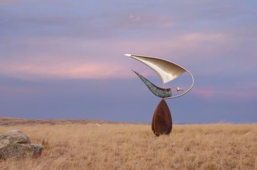 Nicholas Uhlmann Sculpture - Public Sculptures and Public Art