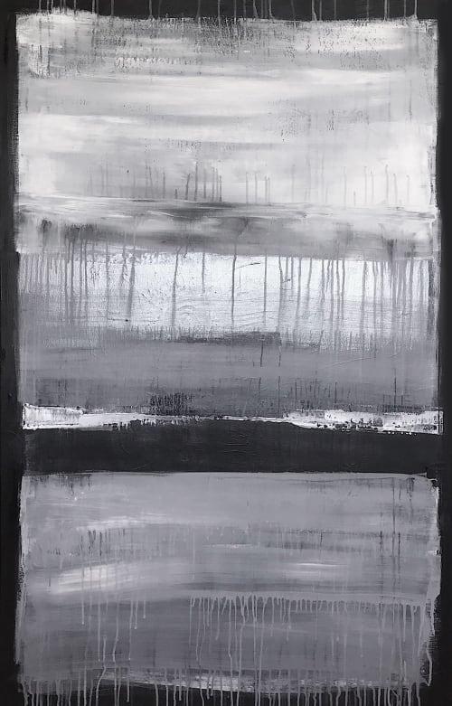 'ECHO' | Paintings by Linnea Heide contemporary fine art