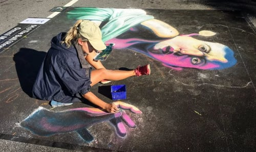 Cathryn Bozone - Street Murals and Murals