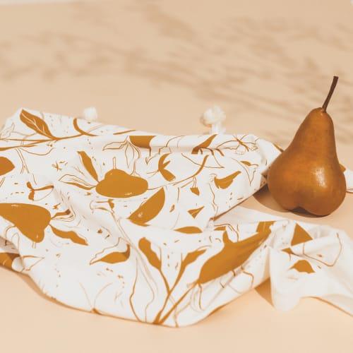Tableware by Elana Gabrielle - Pears Tea Towel