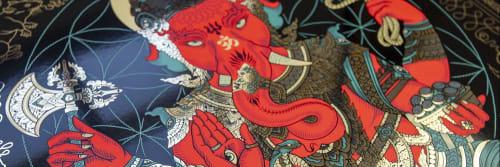 Palehorse - Murals and Art