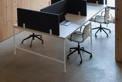 Interior Design by Vives St-Laurent seen at Alvéole, Montréal - Interior Design
