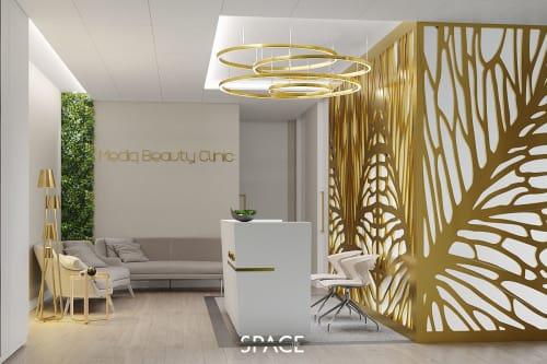 MEDIQ Specialist Hospital and Clinics, Public Service Centers, Interior Design