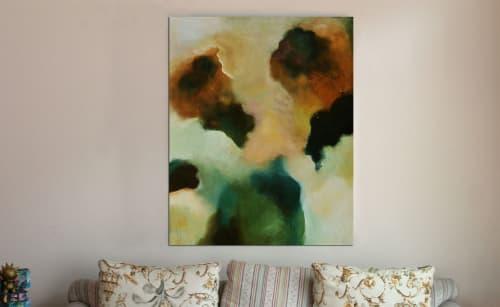 Paintings by Cecilia Arrospide at Private Residence, Miraflores, Comas, Comas - TIERRA
