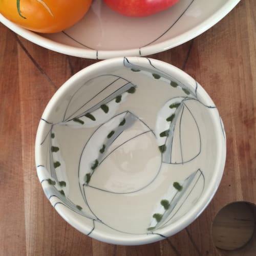 Ceramic Plates by Amy Halko Ceramics at Private Residence, Carbondale - Small bowl