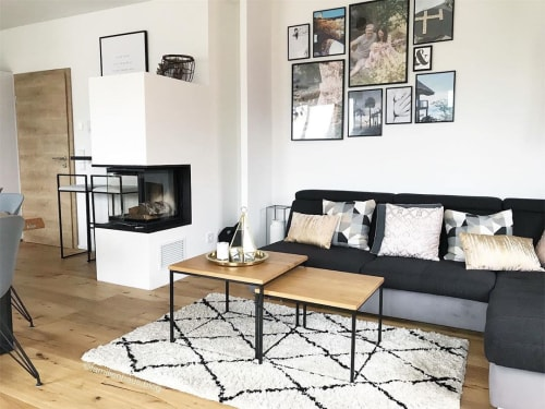 Tables by Bestloft.de seen at Kristina Tereza's Home - Coffee Table