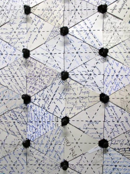 """Art & Wall Decor by Shaun Kardinal seen at Facebook, Seattle - """"I (underpinning no. 1)"""""""