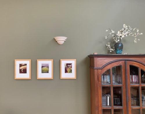Paintings by Heidi Berrin Shonkoff seen at Private Residence, Los Angeles - Artworks