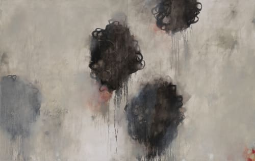 Paintings by Steven Seinberg seen at Bill Lowe Gallery, Atlanta - Steven Seinberg