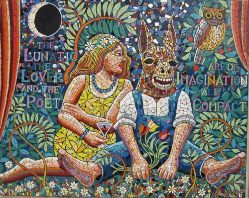 Jim Anderson - Murals and Art