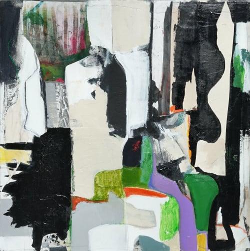 Paintings by Kristina Davies seen at Private Residence, Centennial - Kristina Kenyon Davies