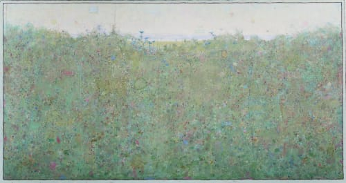 Chicory | Paintings by Elwood Howell