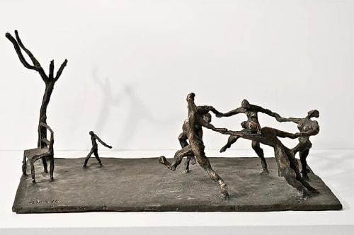 Won Lee - Public Sculptures and Sculptures