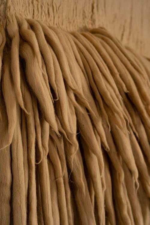 Wall Hangings by Taiana Giefer seen at Santa Barbara, Santa Barbara - Seed No.404: Camel