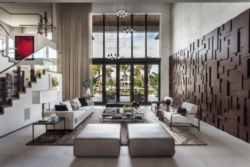 Golden Isles I By 2id Interiors Seen At Private Residence Hallandale Beach Wescover
