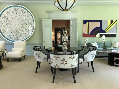 Interior Design by KKM DESIGN GROUP, INC seen at Private Residence, Chicago - PRIVATE RESIDENCE