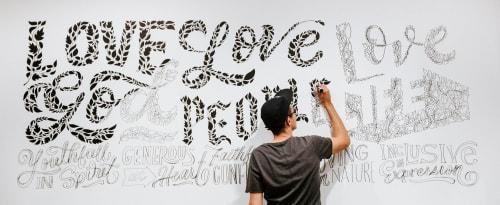 Stefan Kunz - Art and Signage