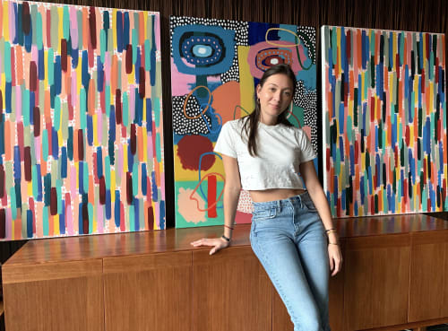 Alli Conrad - Paintings and Murals