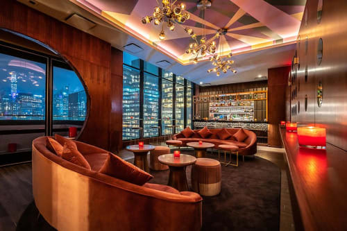 Interior Design by DMDesign seen at Dear Irving on Hudson, New York - Interior Design