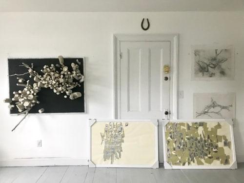 Marieken Cochius - Wall Hangings and Art