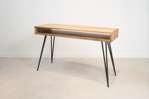 Ciao + Corvus Desk   Tables by From the Source