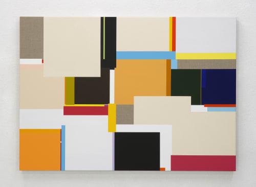 Paintings by Richard Schur seen at Munich, Munich - Mirage