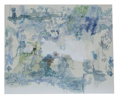 Paintings by Lexie Armstrong seen at Private Residence, Greenwich - Ceiling Painting