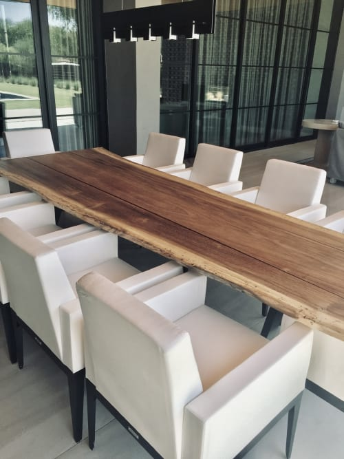 Tables by Live Edge Lust - Live Edge Patio Table