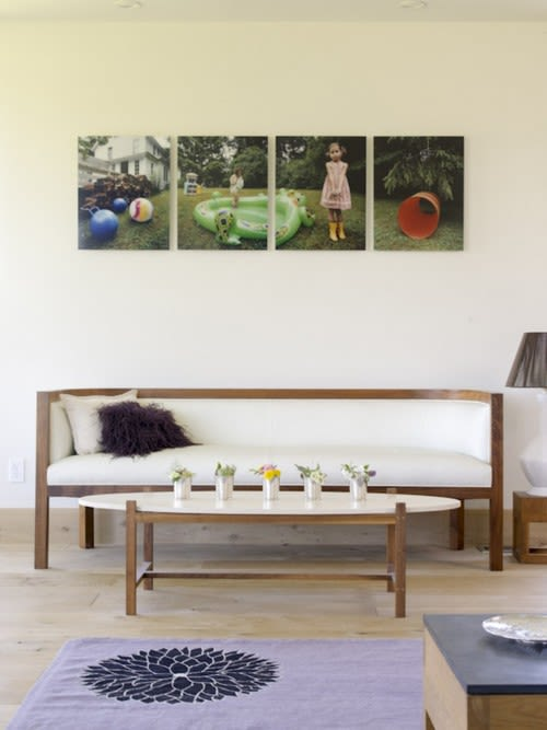 Couches & Sofas by Robert Bristow seen at Private Residence, Salisbury, Salisbury - Couches & Sofas