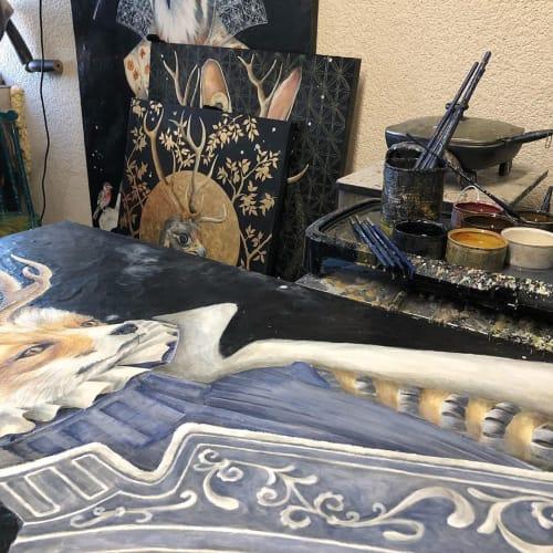 Kari Serrao - Murals and Art