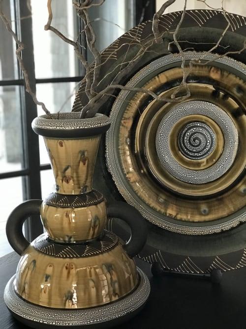 Peter Flanagan - Tableware and Sculptures