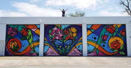 Fábio Panone - Murals and Street Murals
