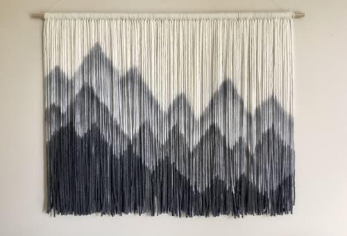 SIERRA | Wall Hangings by Wallflowers Hanging Art