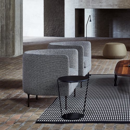 Chairs by Niels Bendtsen at Private Residence, Vancouver - Delta Club Chair