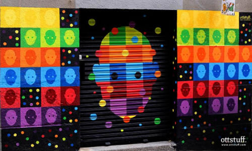 OTTSTUFF - Street Murals and Murals