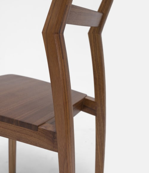 Chairs by Reed Hansuld at Reed Hansuld Fine Furniture, Brooklyn - Dining Chair No. 7