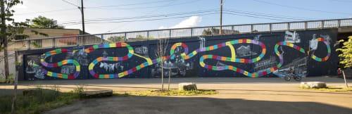 Sandy Kessler Kaminski - Art and Street Murals