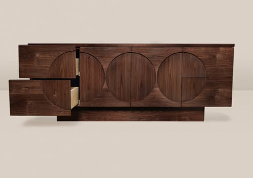 Furniture by Reed Hansuld at Private Residence, Toronto - Sideboard No. 1