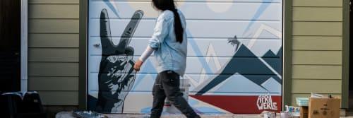 April Werle - Art and Street Murals